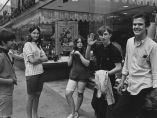 ´Teenagers on the street in downtown Detroit´, 1968