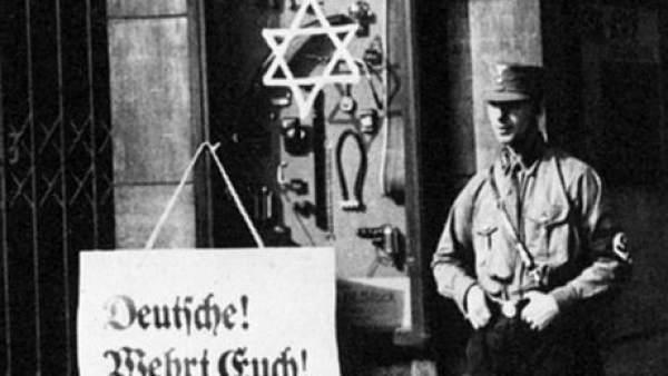Antisemitismo nazi
