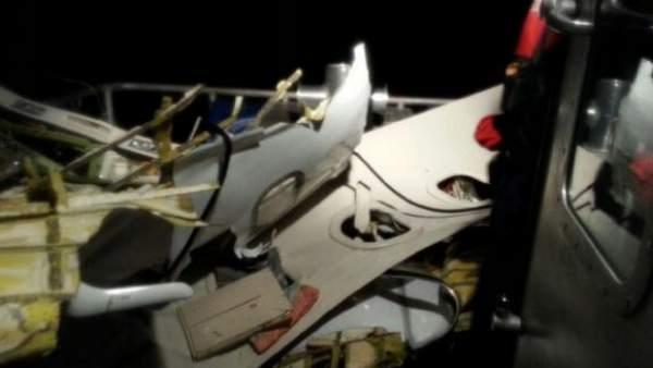 Avioneta estrellada en Florida