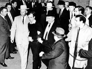 Matan a Lee Harvey Oswald