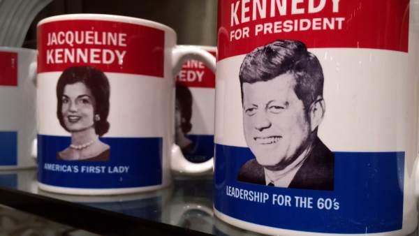 50 Aniversario del asesinato de John F. Kennedy