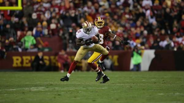Redskins vs 49ers
