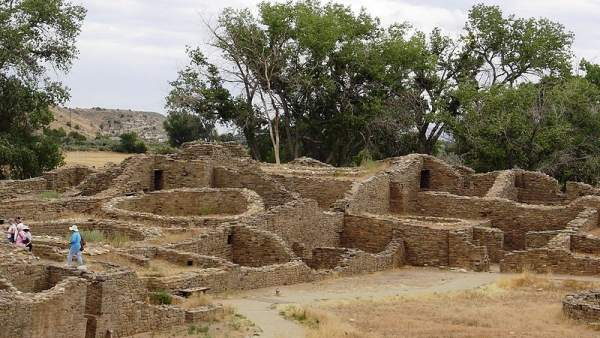 Monumento Nacional Ruinas Aztecas