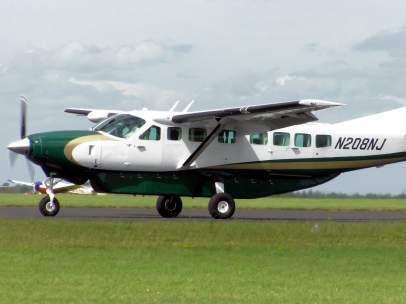Avioneta Cessna 208