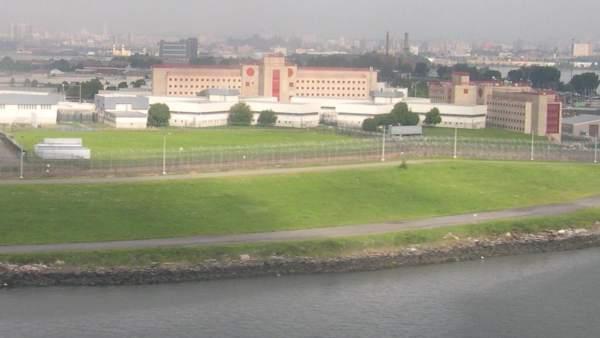 Prisión de George Vierno