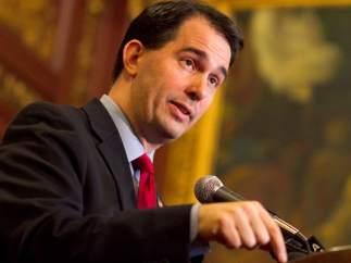 Scott Walker, Gobernador de Wisconsin