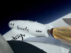 SpaceShipTwo, de Virgin Galactic