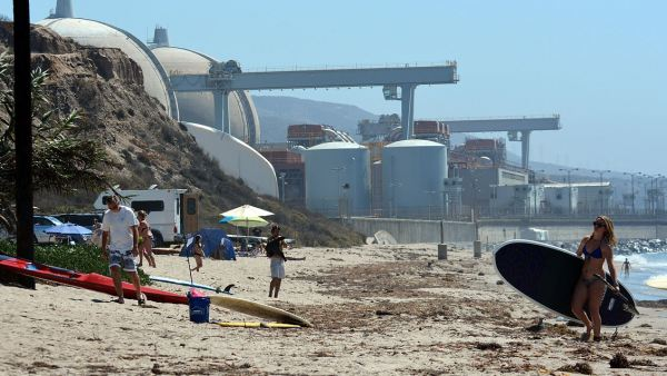 Planta nuclear de San Onofre