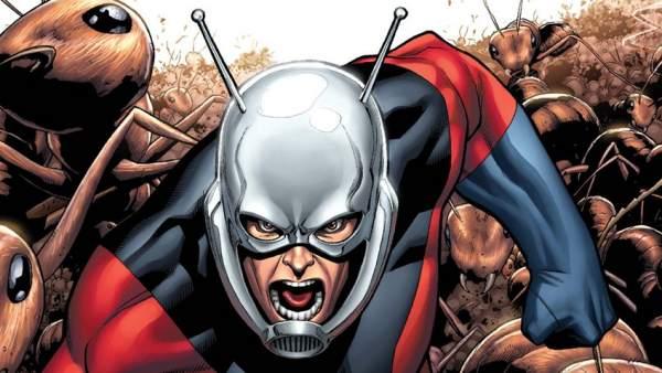 Ant-Man, personaje de Marvel Comics.