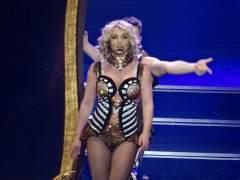 Britney Spears debuta en Las Vegas