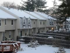 Acumulación de nieve