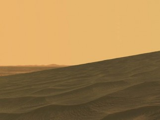 ´Waves of Sand on Mars´