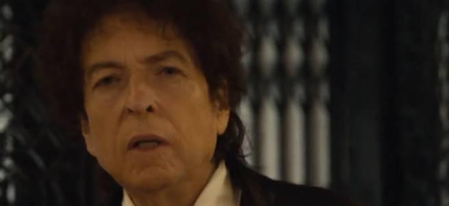Bob Dylan en un anuncio de Chrysler