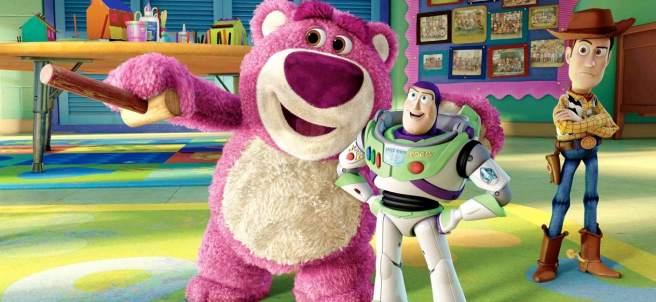 Lotso en 'Toy Story 3'