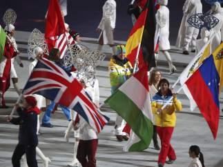 Banderas de todo el mundo