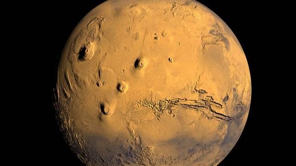 El planeta Marte se dejará ver desde este 8 de abril al alinearse con la Tierra y oponerse al Sol
