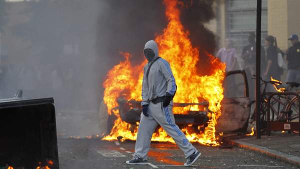 Disturbios en Reino Unido en 2011