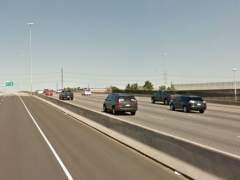 Autopista interestatal 25 en Denver, Colorado