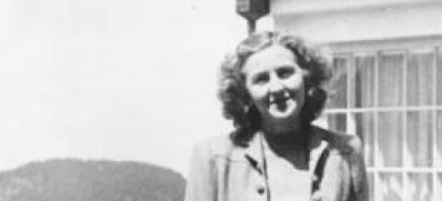 Eva Braun, esposa de Hitler