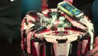 Un robot Lego resuelve el cubo de Rubik