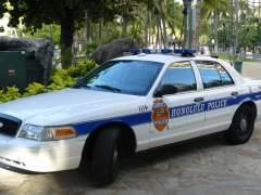 Policía de Honolulu