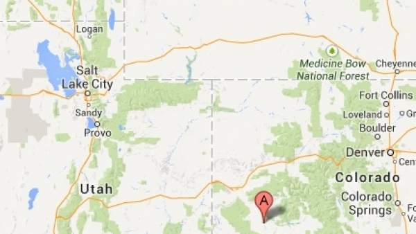 Montrose en Google Maps