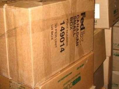 Cajón de Fedex