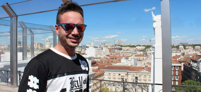 J Balvin en Madrid