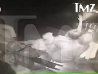 Pelea entre Solange y Jay-Z