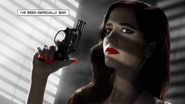 Cartel de ´Sin City 2´