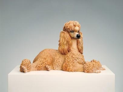 Jeff Koons, Poodle, 1991