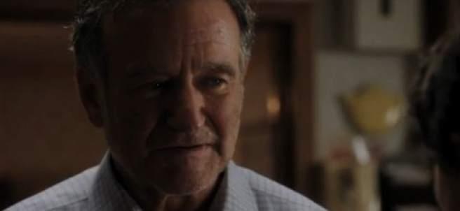 Robin Williams en ´Merry Friggin´ Christmas´