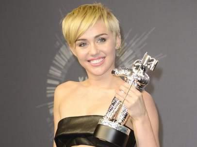 Miley Cyrus, video del año