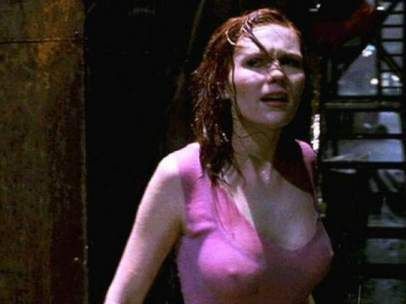 Kirsten Dunst en 'Spiderman'