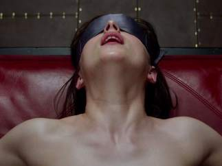 Dakota Johnson en ´50 sombras de Grey´