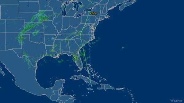 Accidente aéreo Jamaica