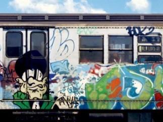 ´Nac, Daze, 2 Seventh Avenue Express´, 1981