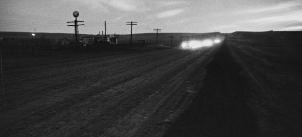 Robert Frank (U.S.A., b. Switzerland, 1924), Lusk, Wyoming, 1956
