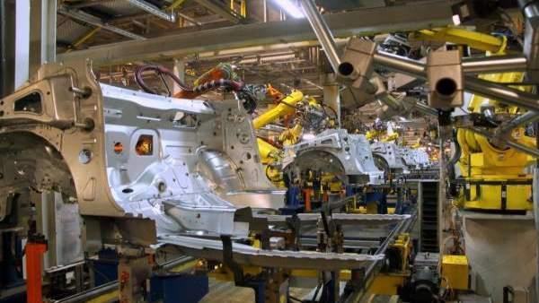 Fábrica de General Motors en Figueruelas
