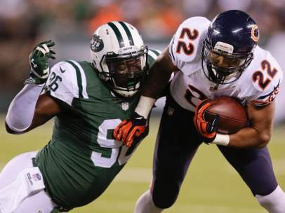 Jets vs Bears