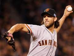 Madison Bumgarner /Gigantes de San Francisco