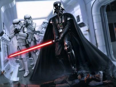 Darth Vader en Star Wars