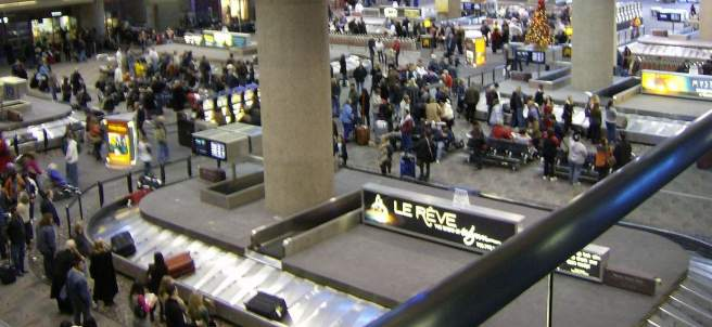Aeropuerto de Las Vegas
