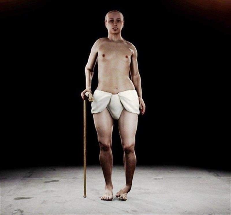 Una autopsia virtual revela c�mo era Tutankam�n: ten�a un pie ...
