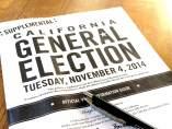 Elecciones en California