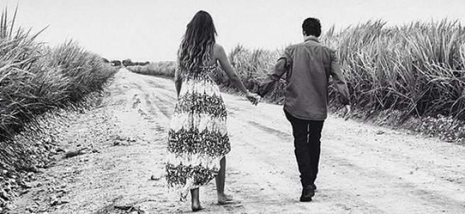 Foto con la que Marc Anthony dejó entrever que su boda en Instagram