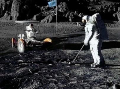 Golf en la Luna, exploración espacial, Apolo XIV