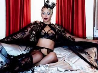 Beyoncé en 'Haunted'