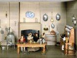 ´Killer Cabinet - kitchen detail´. England, 1835-1838