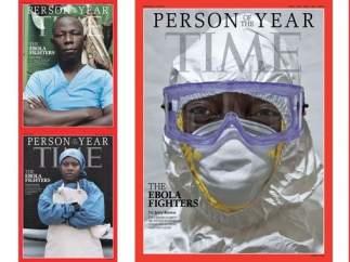 Persona del Año en Time: Médicos contra el ébola